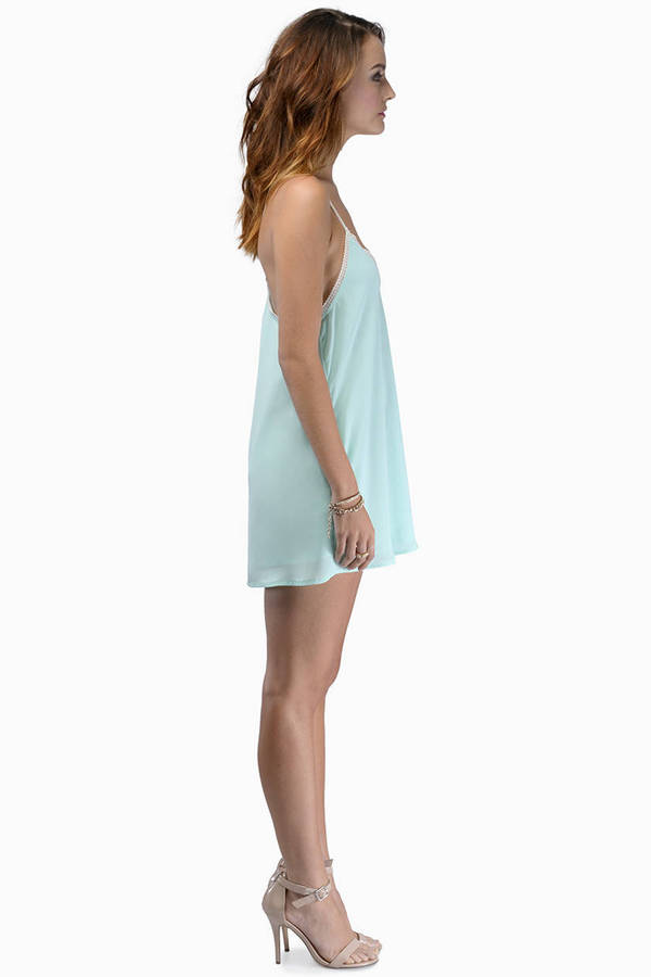 Soft Cover Slip Tunic