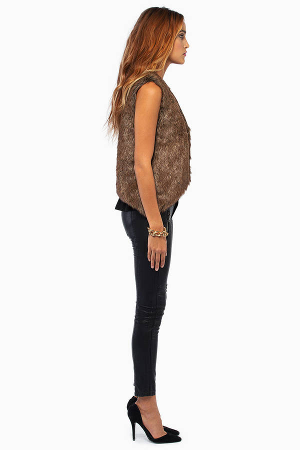 Fur The Love Vest