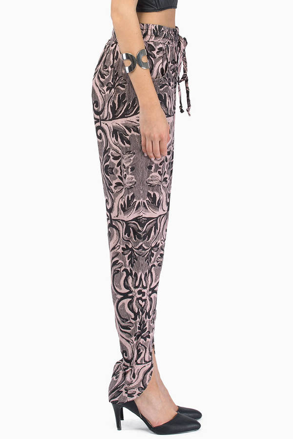 somedays lovin Baroque Woven Coconut Pants