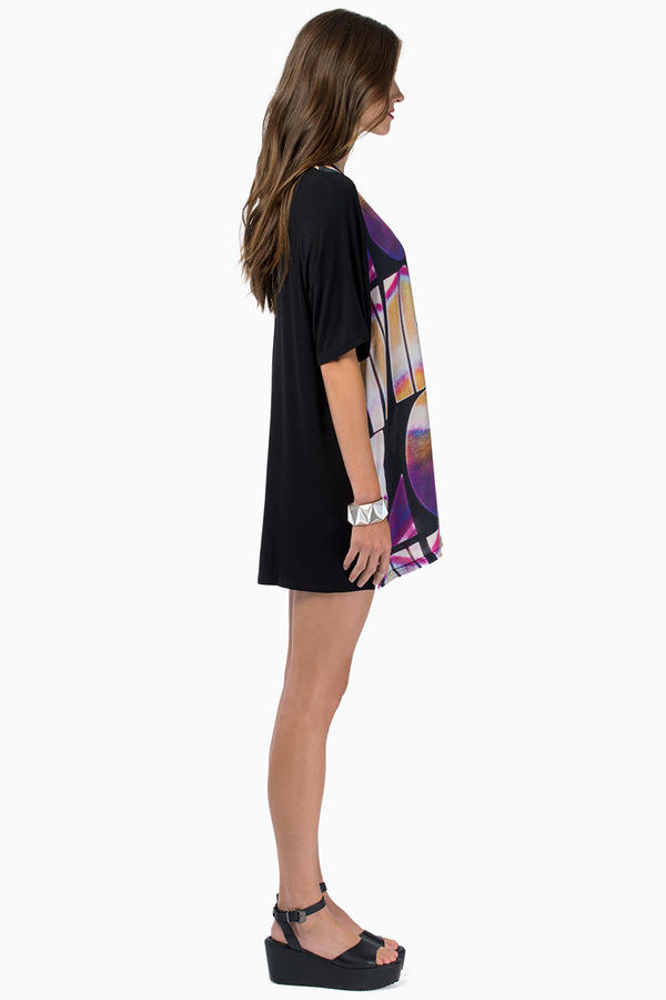 somedays lovin Rainbow Girl Tee Dress