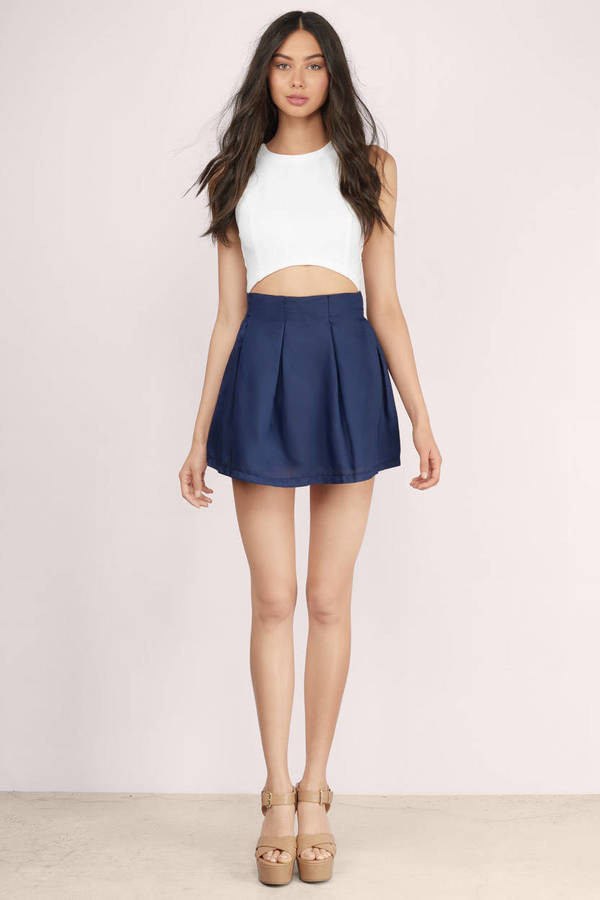 Casting Spells Skater Skirt