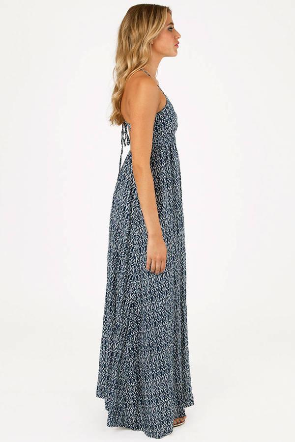 Re:Named I Ikat Like That Maxi Dress