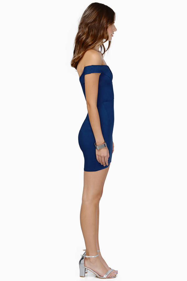 Perfectly Angled Dress