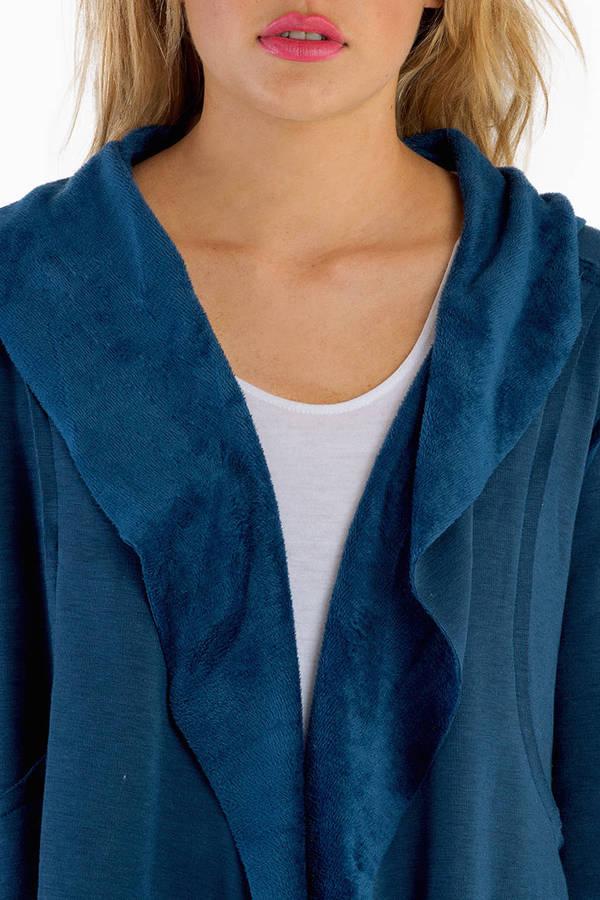 Anama Visionary Draped Jacket