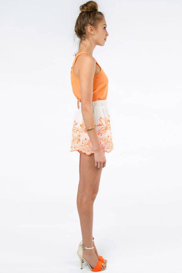 Floral Paige Shorts