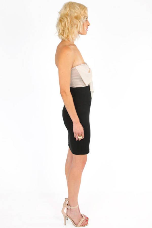 Bow Front Bodysuit