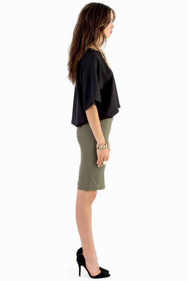 Jenny Pencil Skirt