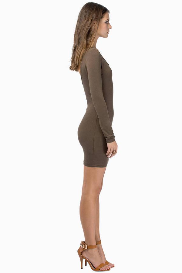 Slammin' Bodycon Dress