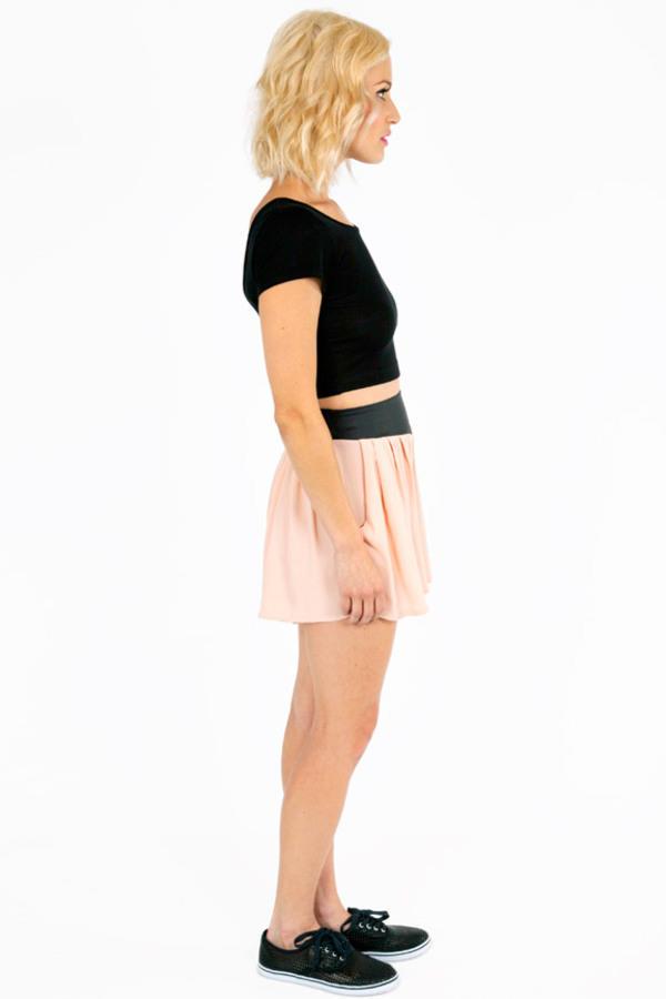 Jamie Waistband Shorts