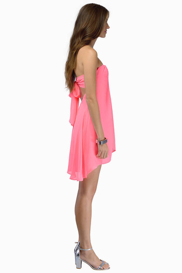 Baby Bow Down Dress