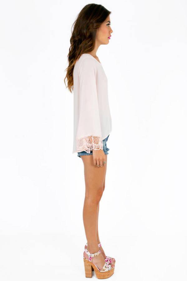 Christina Crochet Top