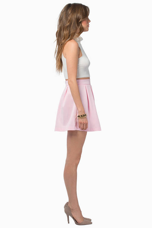 Evelyn Scuba Skirt