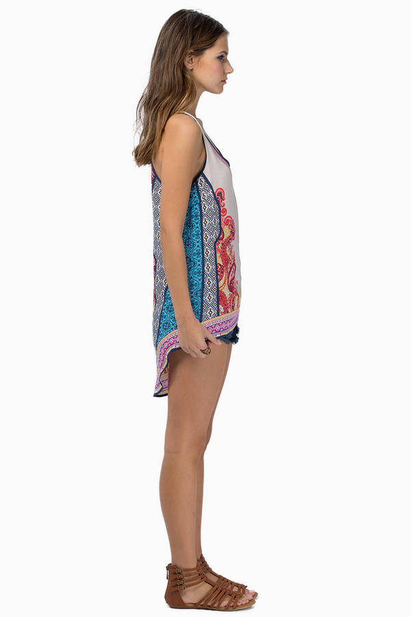 Tabbie Tunic Top
