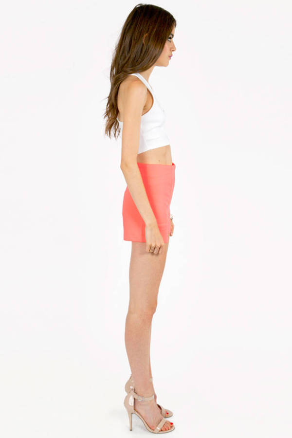 Neon Deep Pocket Shorts