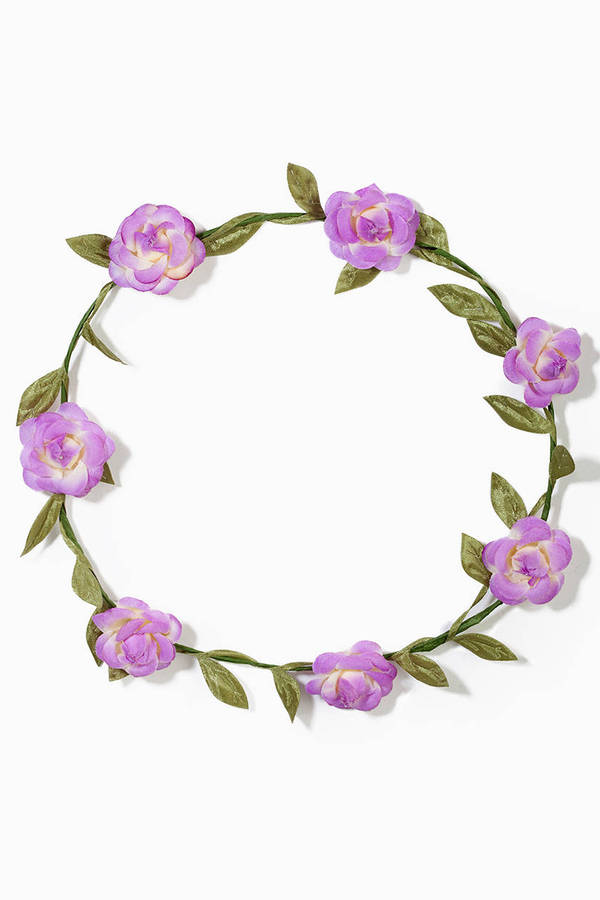 Fairly Floral Crown