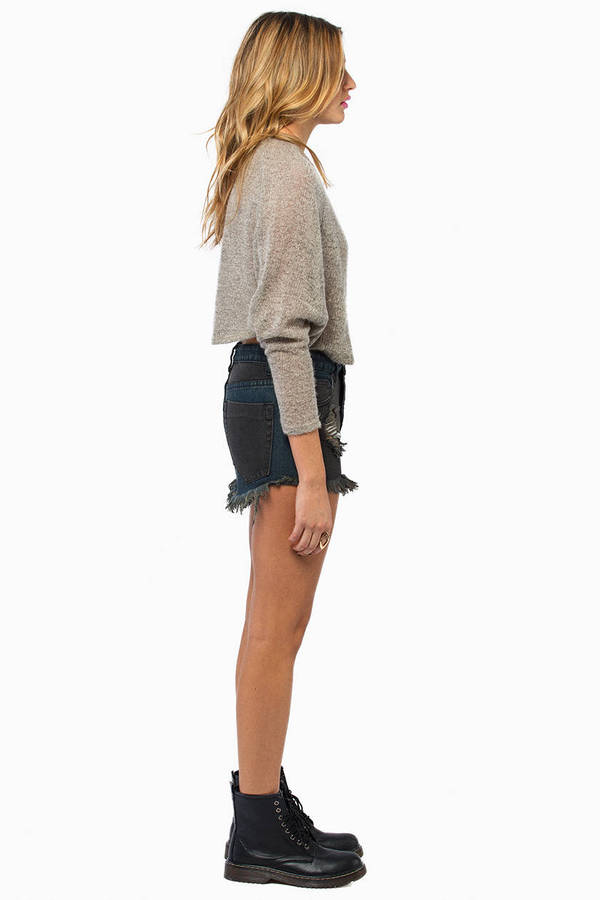Fairfax Denim Skirt In Redondo