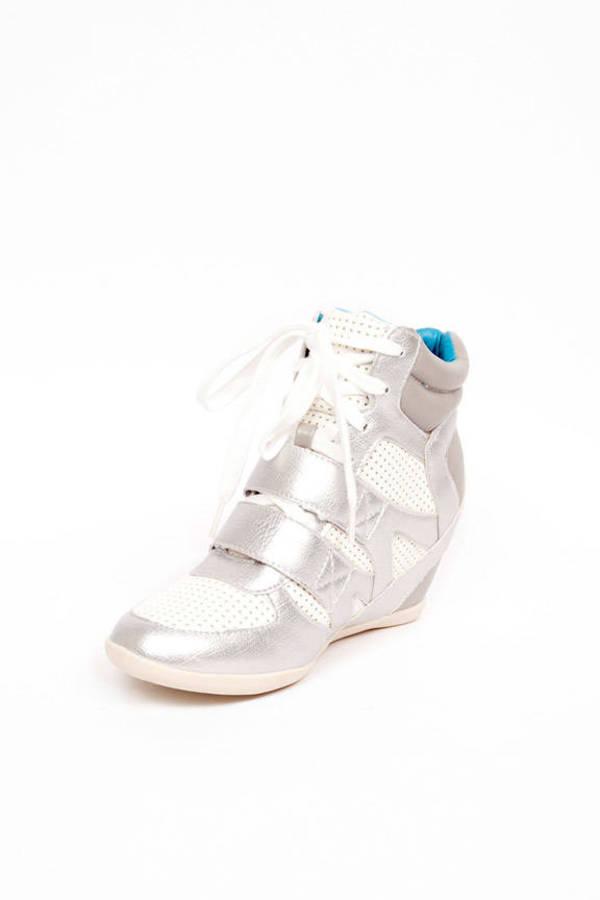 Sugar Hyper Sneaker Wedges