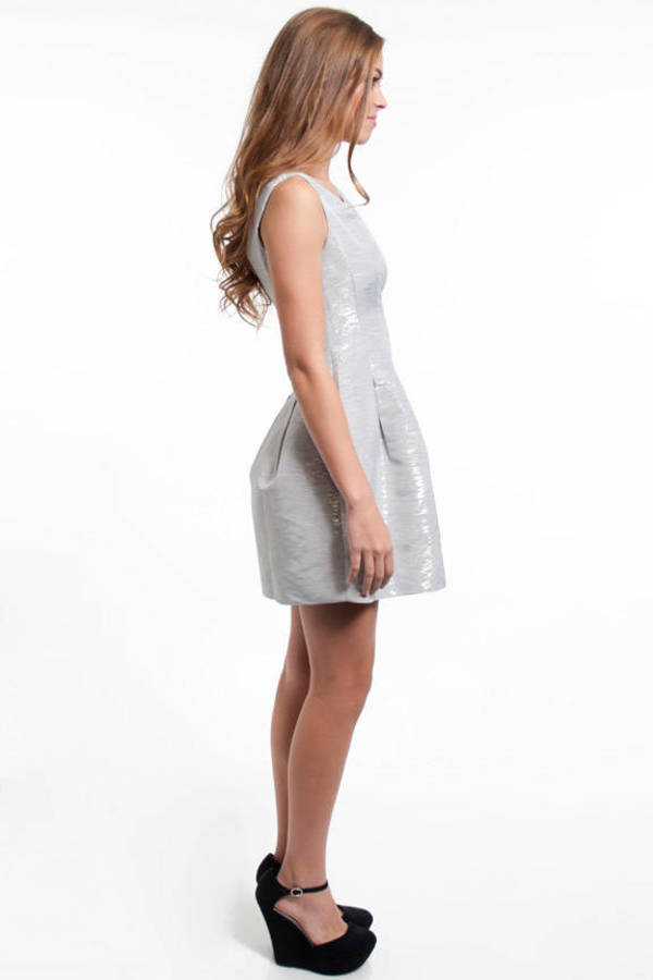 Backstage Dress