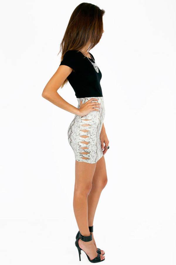 What A Snake Skirt