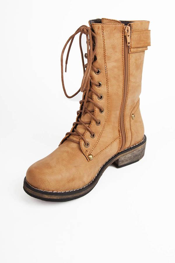 Brigitte Buckle Boots
