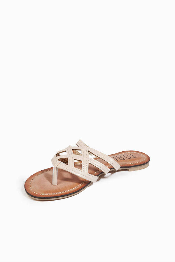 Downtown Abbey Sandals