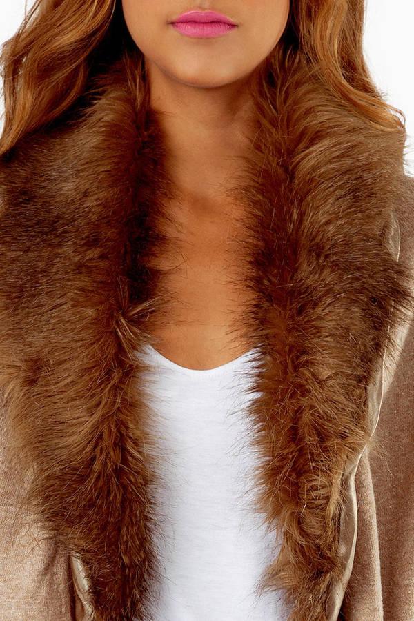 Fur Nights Cardigan
