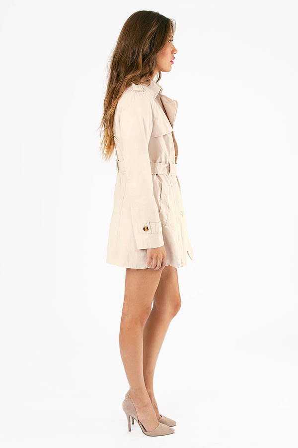 Go Holmes Trench Coat