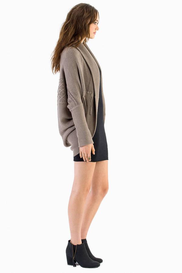 Hayley Cocoon Cardigan