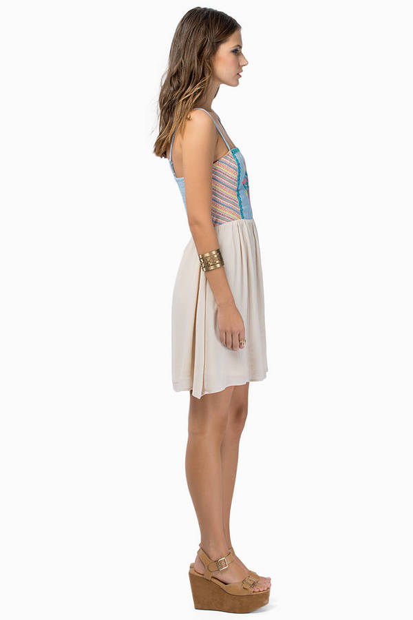 Carolina Skater Dress