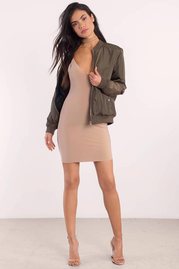 Kardashian bodycon dress with jacket