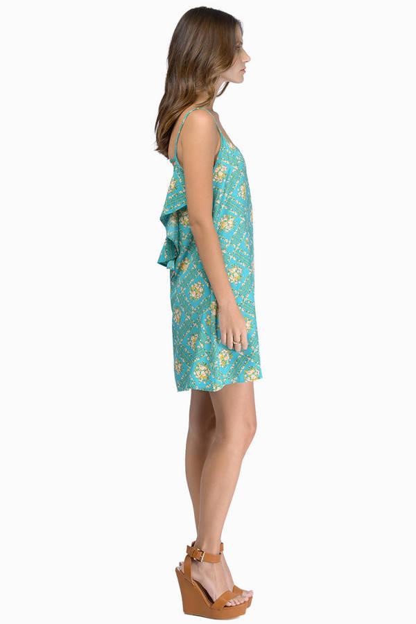 Norah Shift Dress