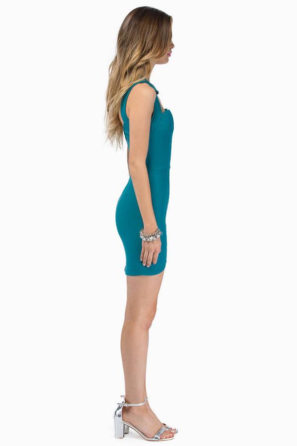 Make Your Move Bodycon Dress