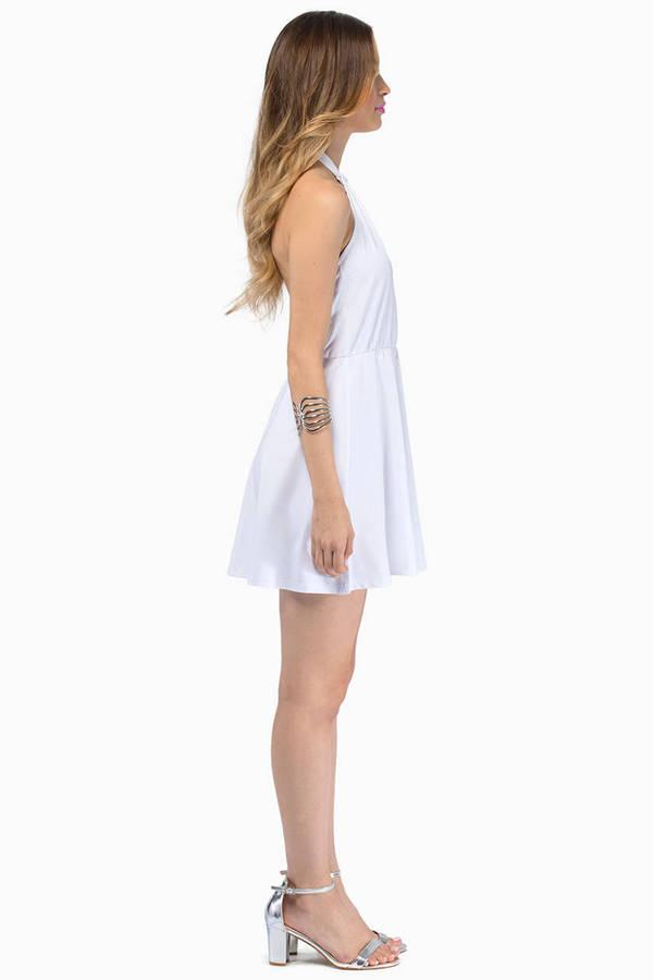 All Or Nothing Skater Dress