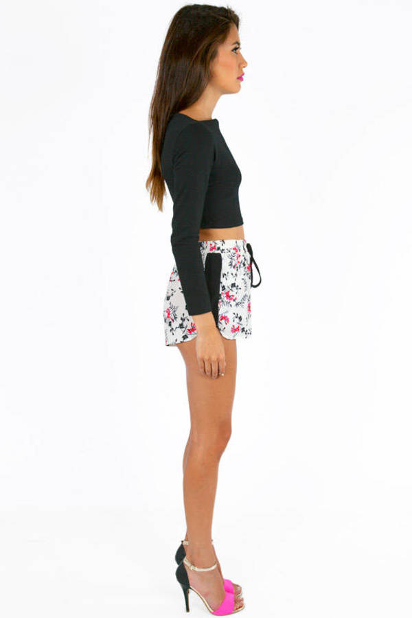 Awesome Blossom Shorts