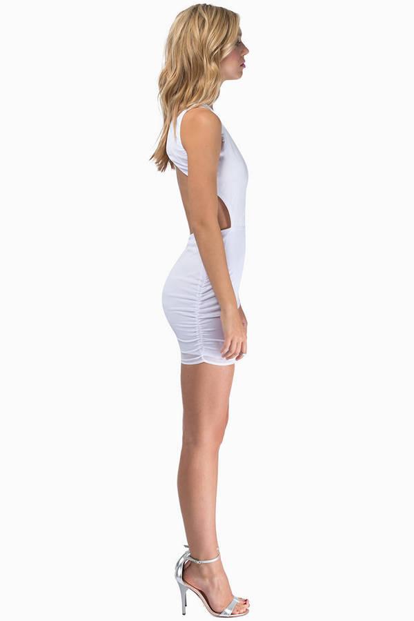Cindy Open Back Dress