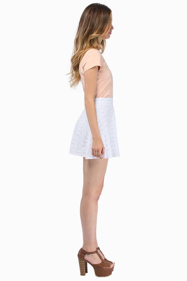 Inner Circle Skater Skirt