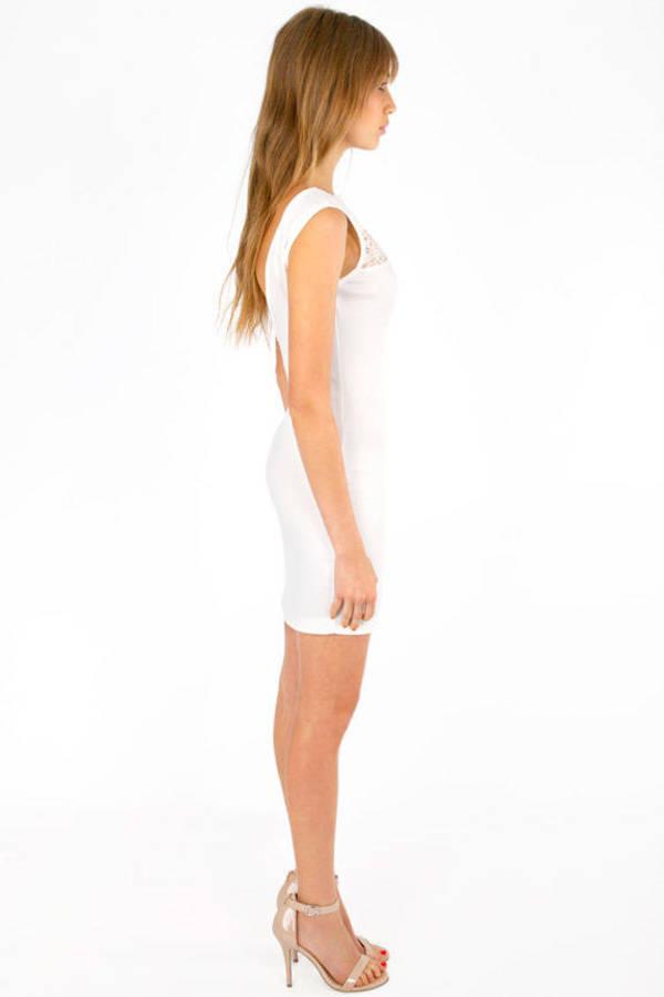 Kar Lagers Bodycon Dress