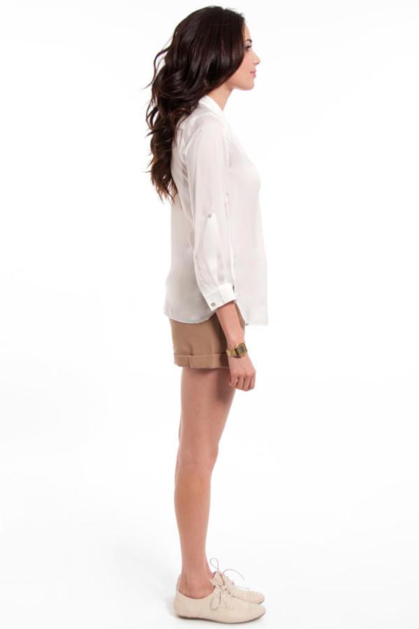 Sandra Pocket Blouse