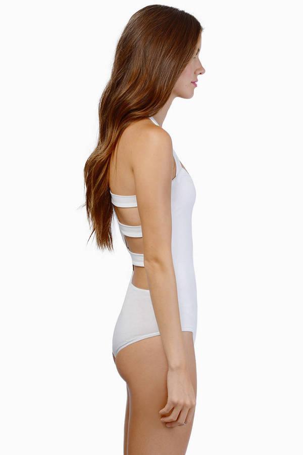 T-Caged Bodysuit