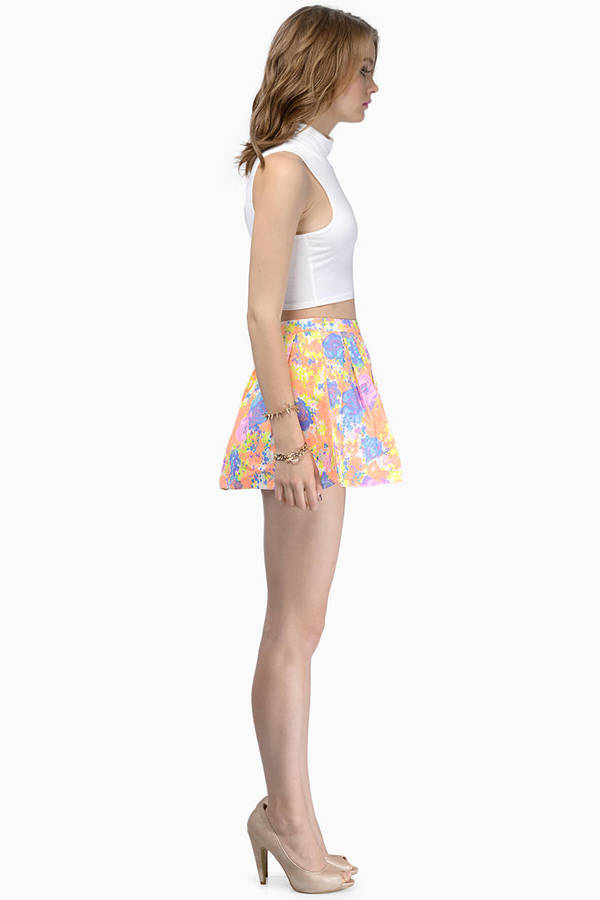 Brighten My Day Skirt