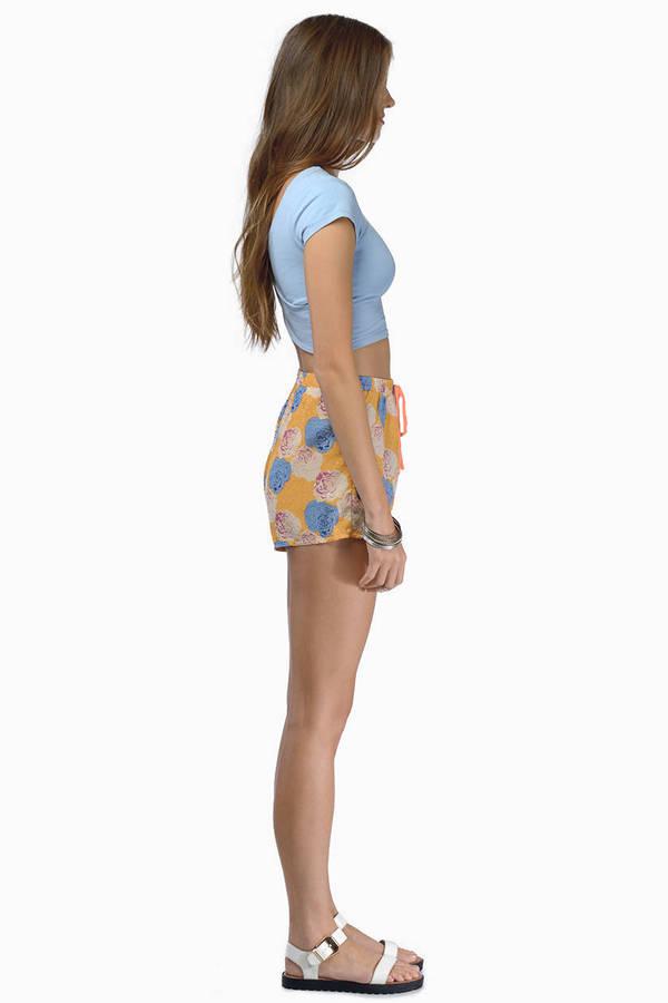 Jasmine Breeze Shorts