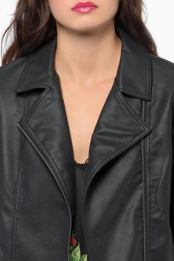 Jack BB Dakota Adah Moto Leather Jacket