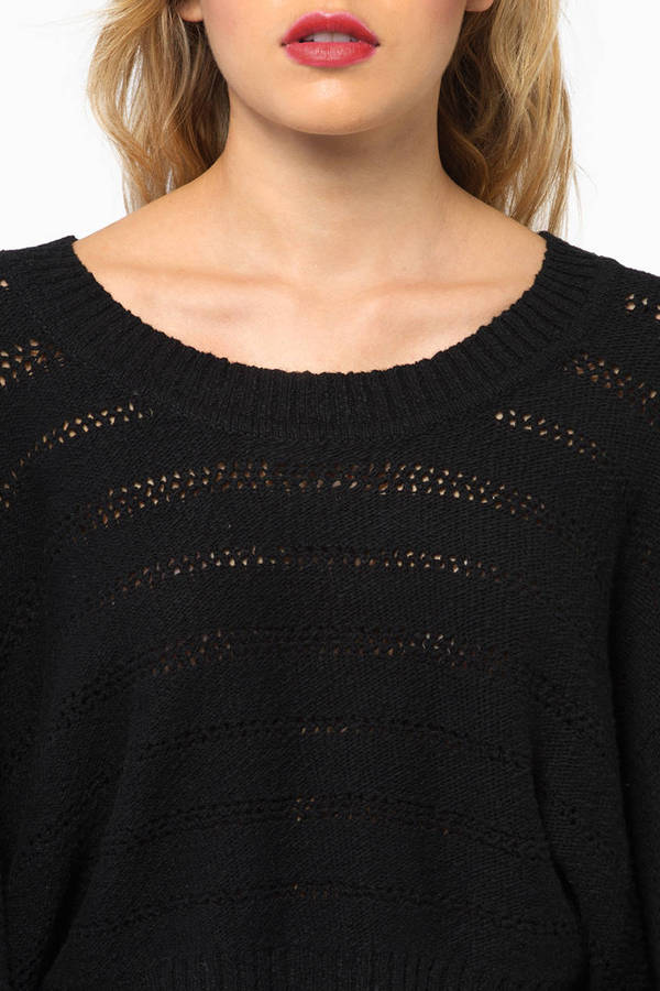 Alize Knit Sweater
