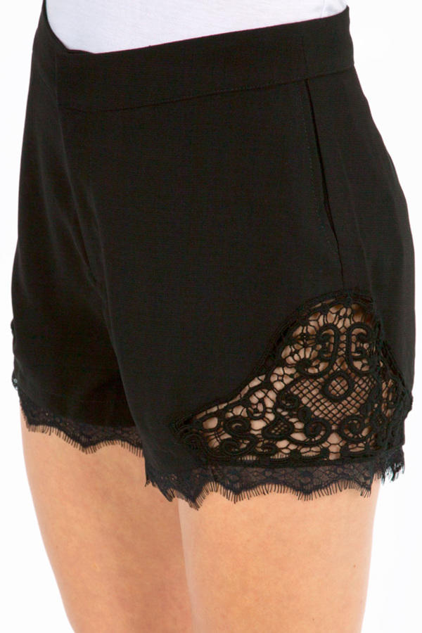 All That Lace Shorts