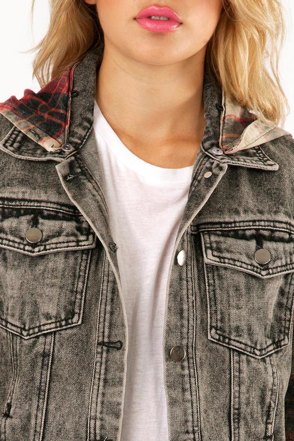 Re:Named Allison Hooded Jacket