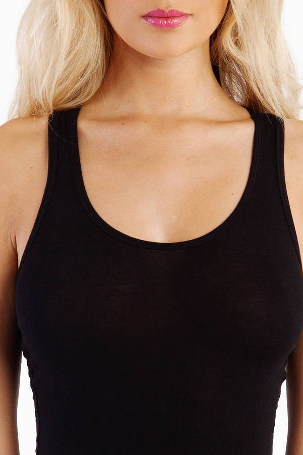 Carren Ribbed Tank Top