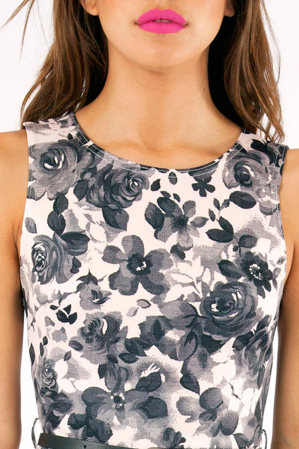 Chiara Floral Dress