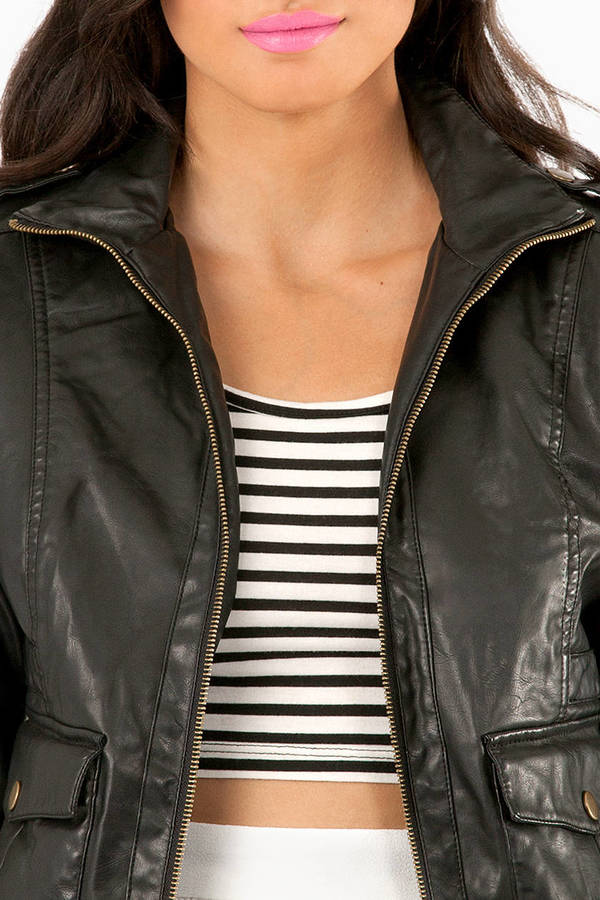Jack BB Dakota Clayborne Aviator Jacket