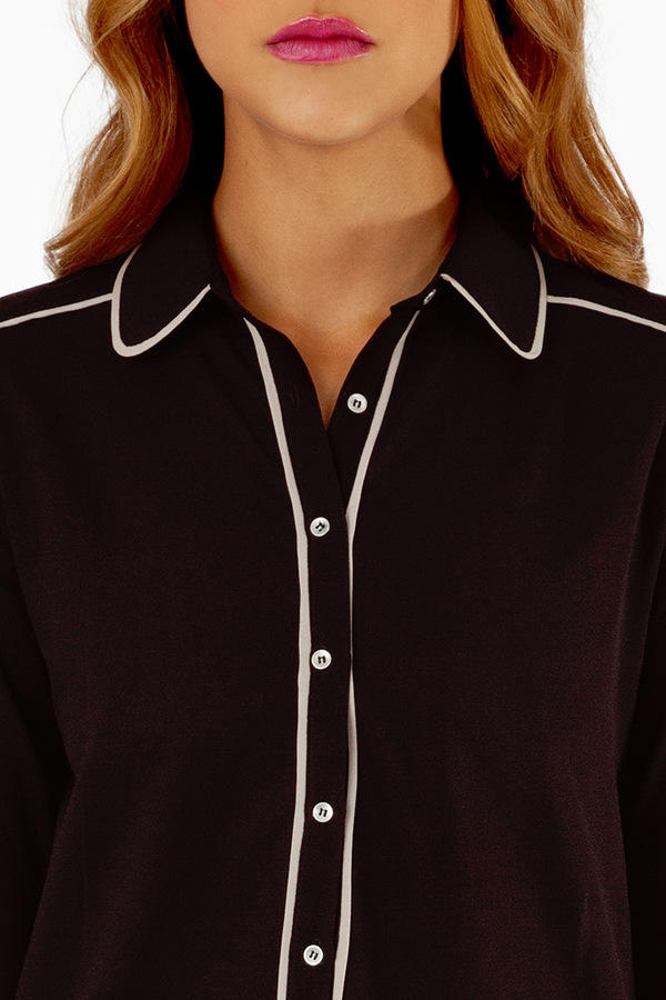Halfway There Blouse