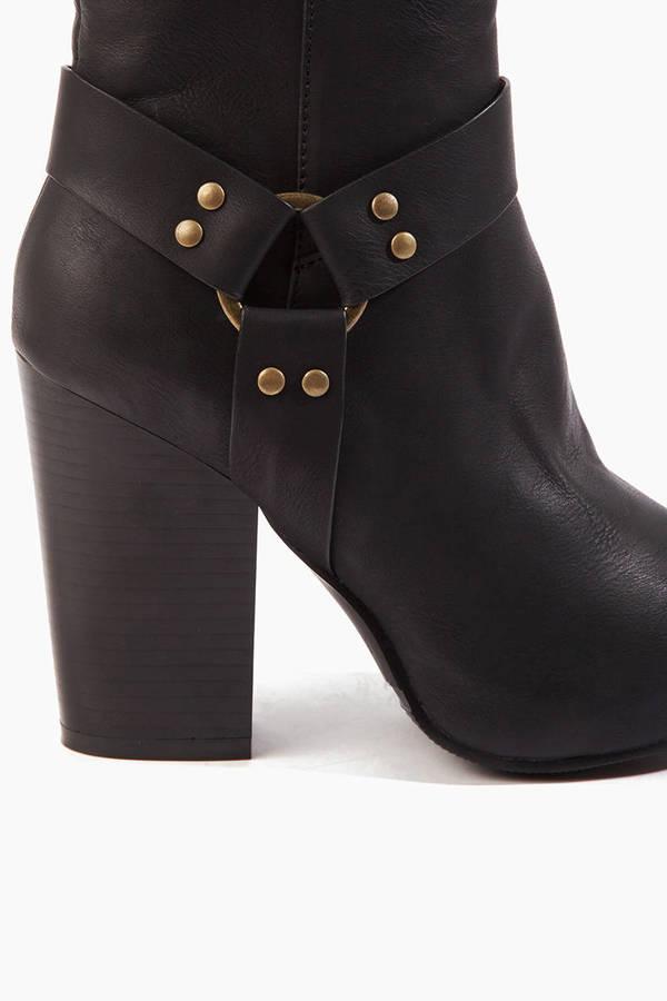 Jenna Moto Boot